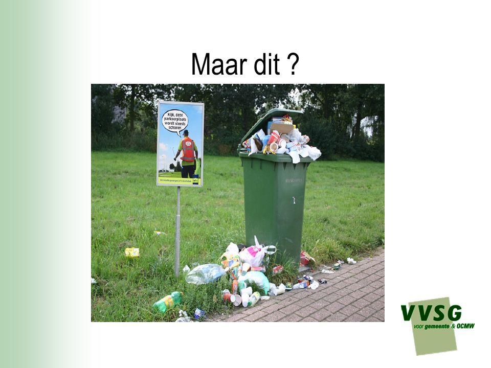 Vlaams beleid VLAREA art.