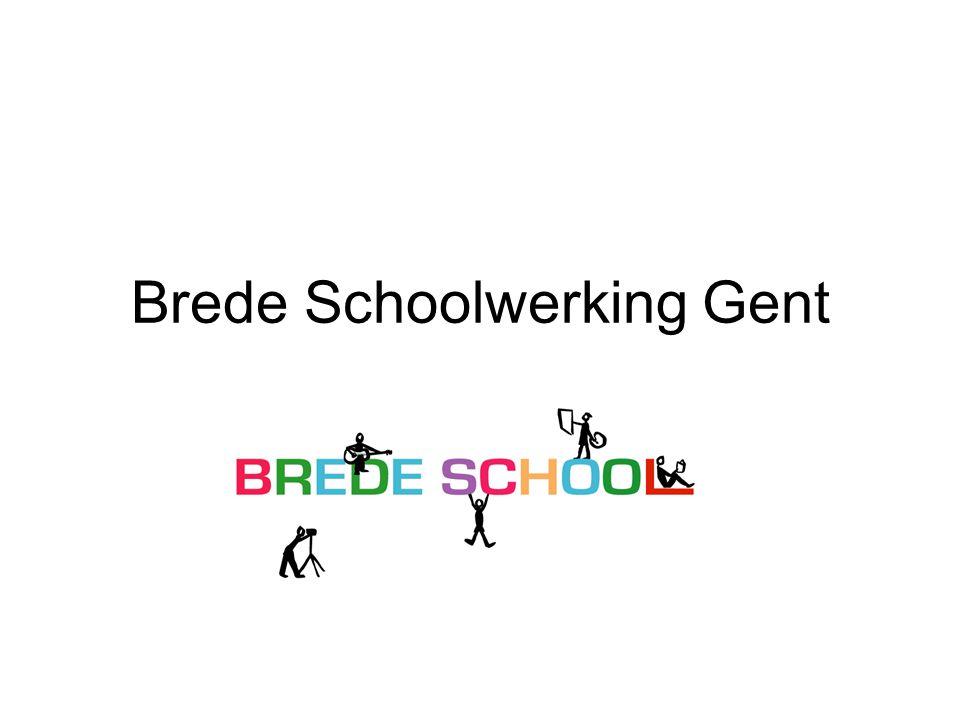 Opstart Brede School Ledeberg Signalenbundel Prioriteitenkeuze –Bewegen: Kinderen en jongeren bewegen meer.