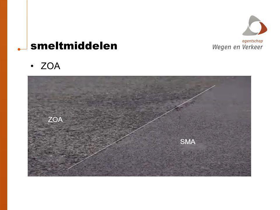 smeltmiddelen ZOA SMA