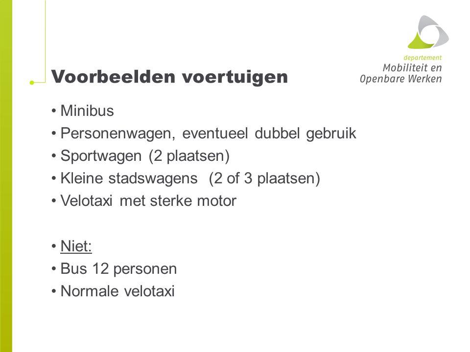 In de taxi Vervoerbewijs sinds 1 januari 2005 verplicht