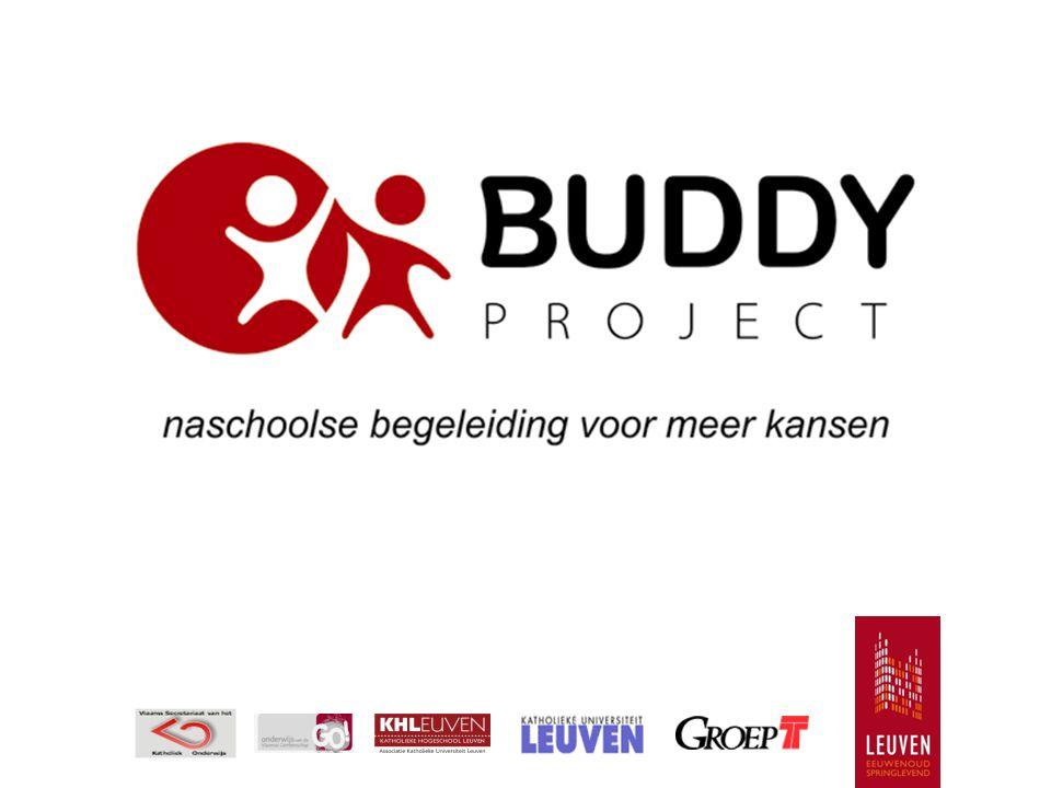 Gelijke onderwijskansen in de praktijk: Buddy-Project Buddy-project zorgt voor domino-effect naar andere steden toe!