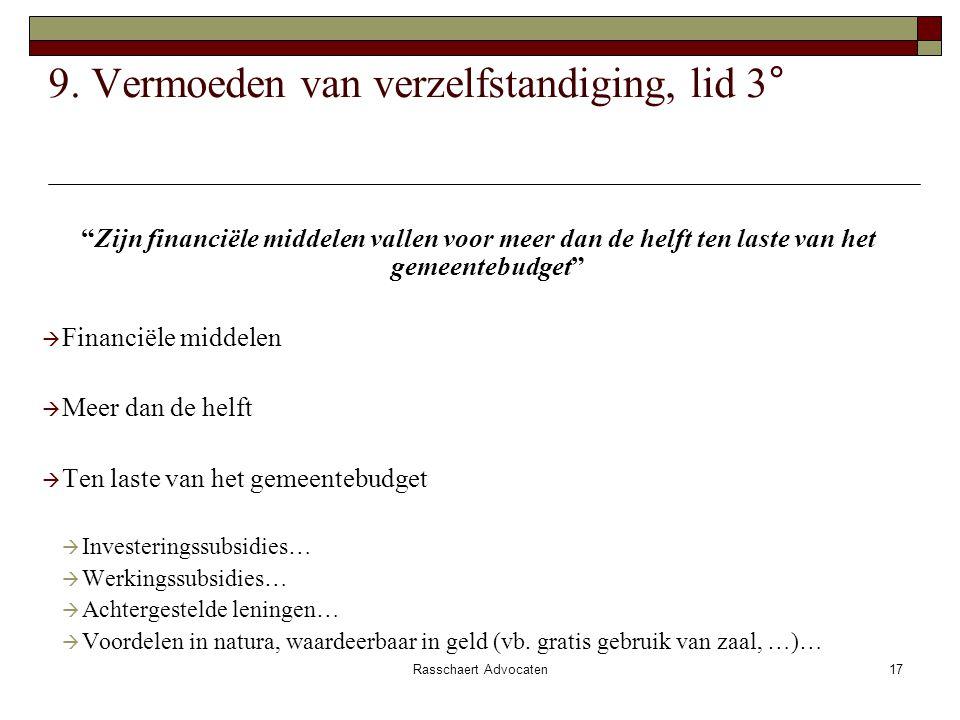 Rasschaert Advocaten17 9.