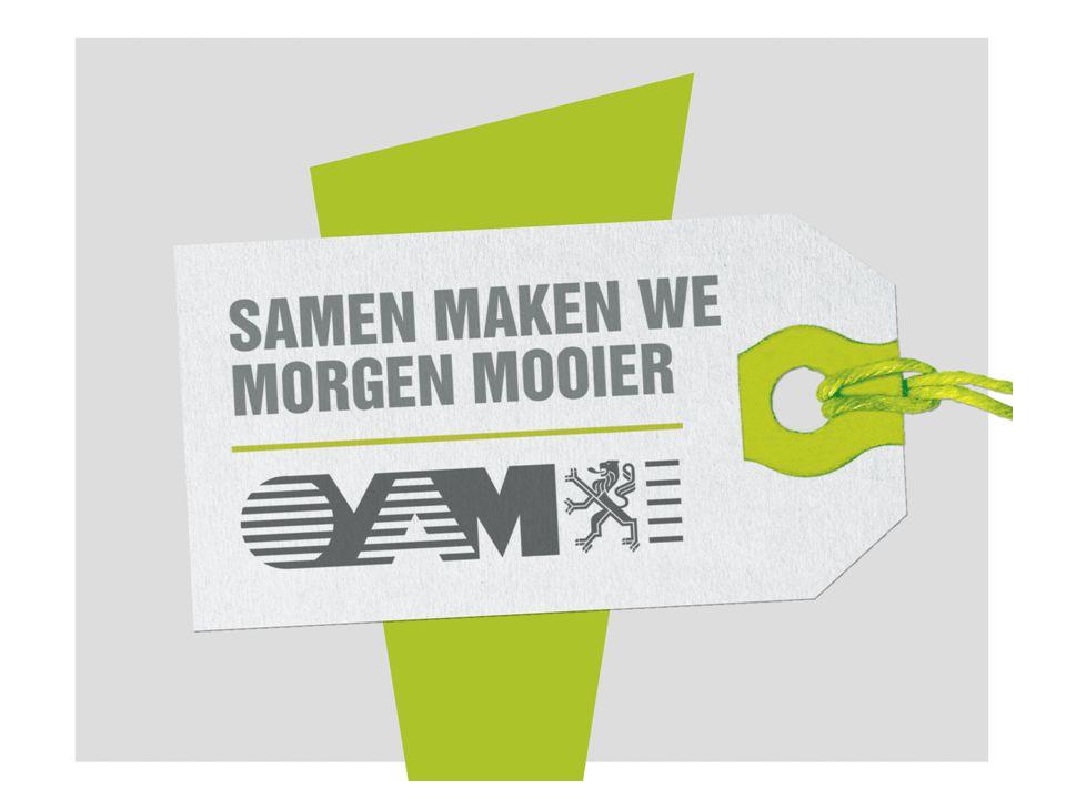 22 Herziening van de huidige subsidieregeling Tweede stap: Herziening besluit van de Vlaamse Regering tegen medio 2013:  verruimen van subsidieregeling naar innovatieve projecten ter ondersteuning van het materialenbeleid;  verder overleg in het najaar van 2012.