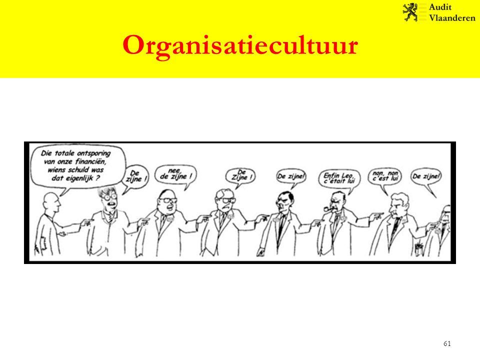 Organisatiecultuur 61