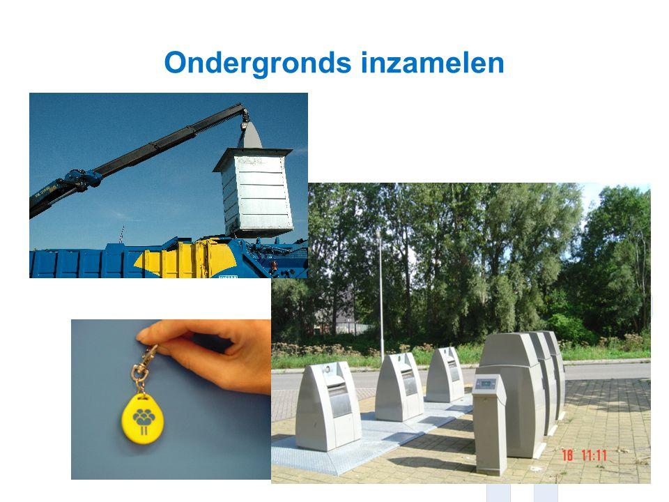 Ondergronds inzamelen