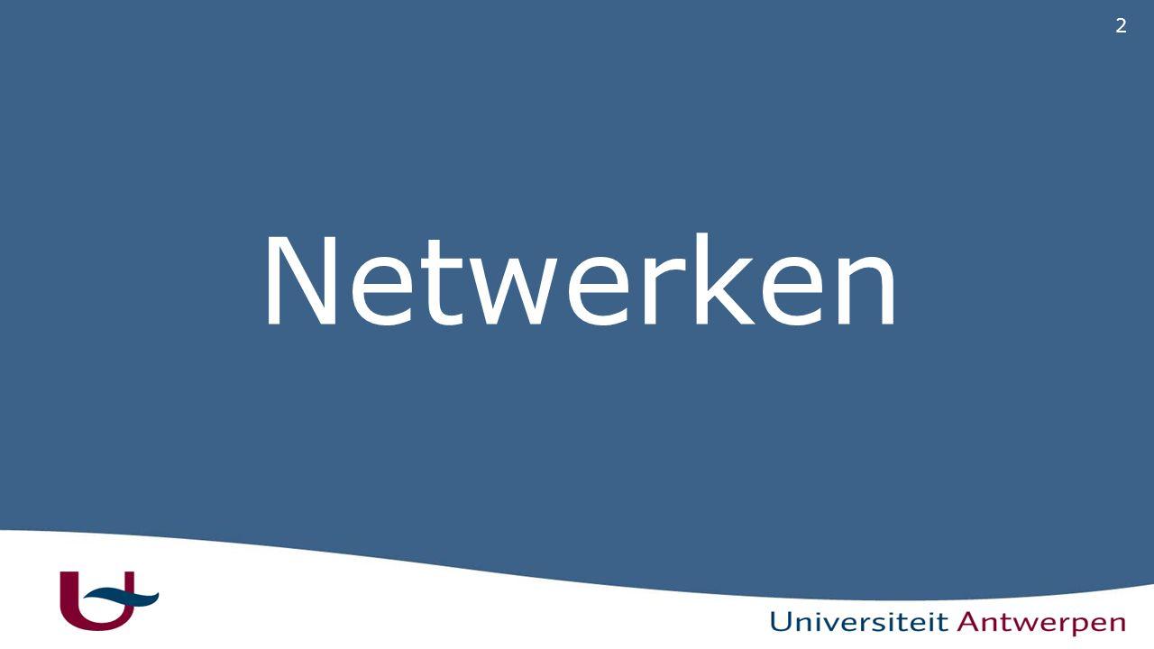 2 Netwerken