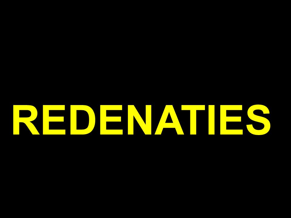 REDENATIES