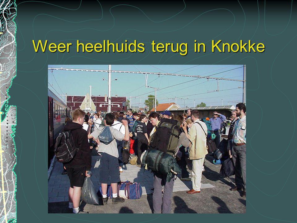 Weer heelhuids terug in Knokke