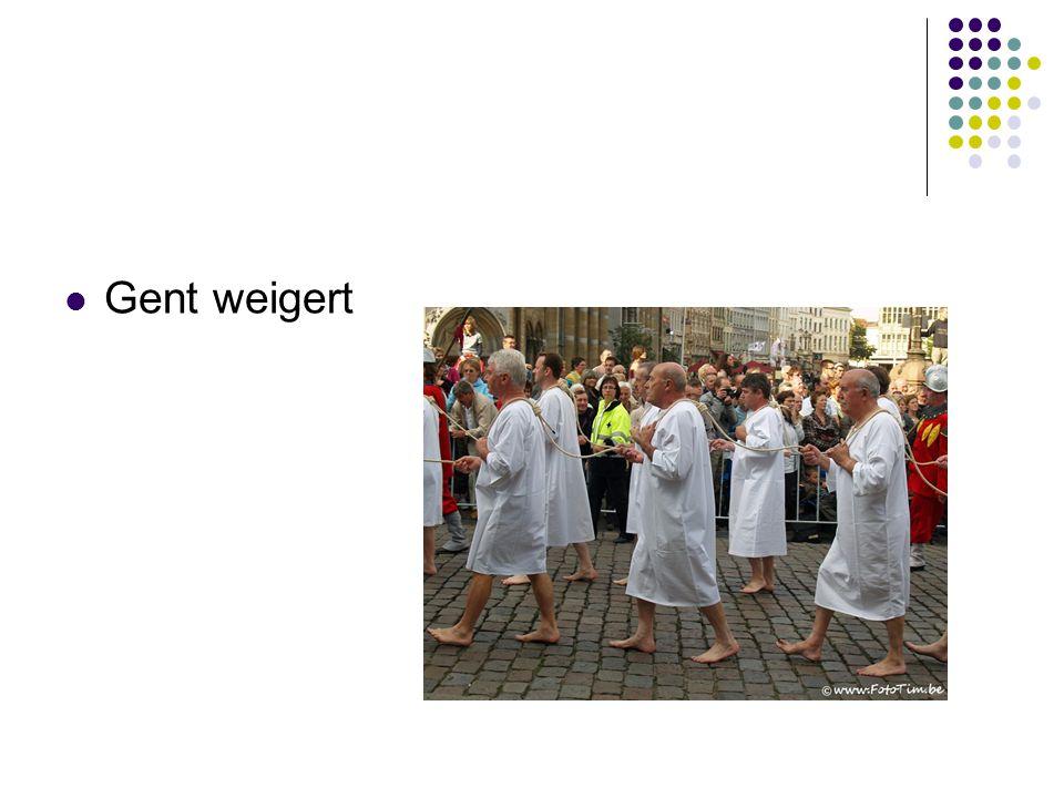 Gent weigert
