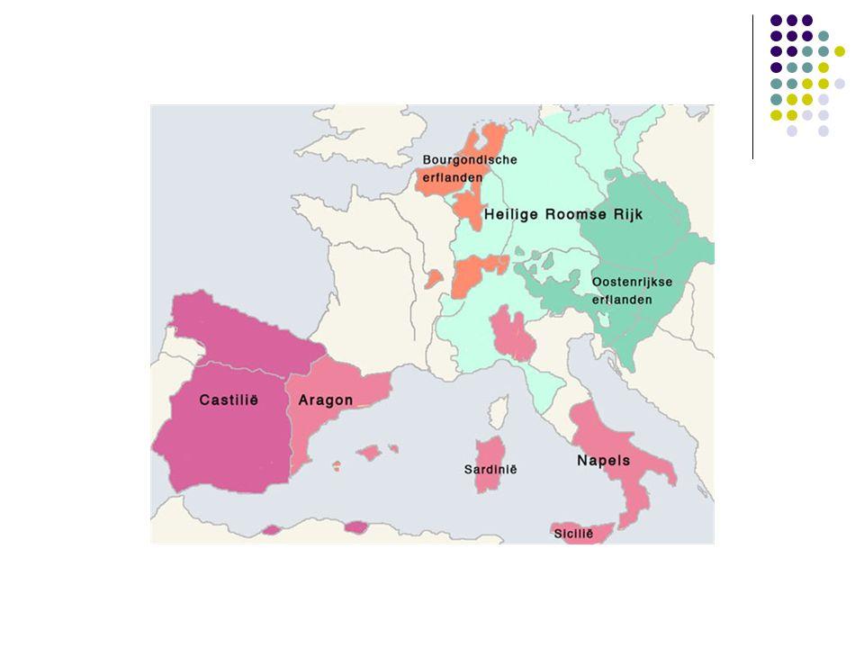 2 De Nederlanden onder Habsburgs gezag