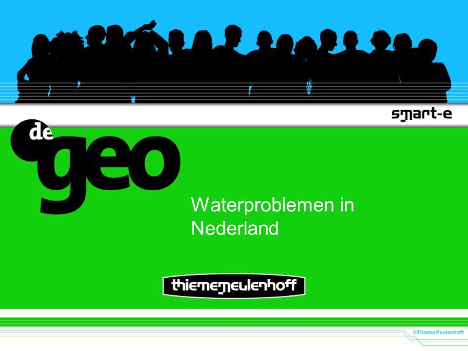 Waterproblemen in Nederland