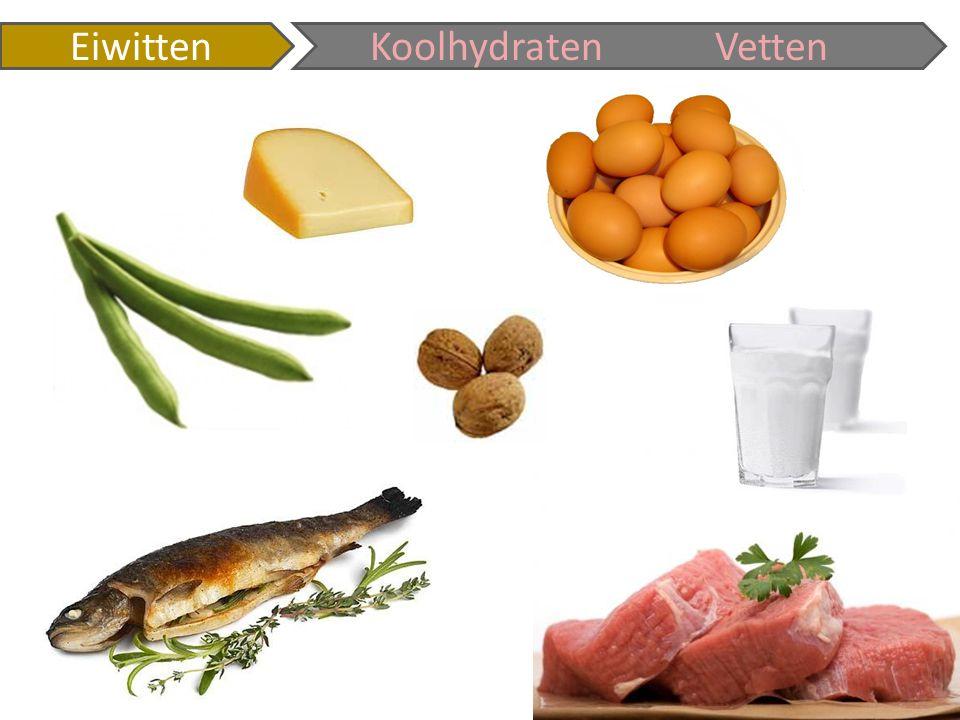 EiwittenKoolhydratenVetten