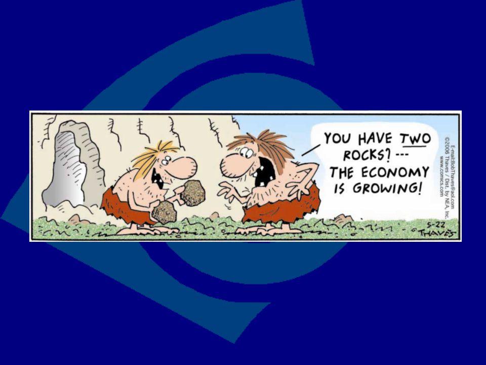 Maatstaf economische groei Groei van het reëel* nationaal inkomen / nationaal product per hoofd van de bevolking per jaar.