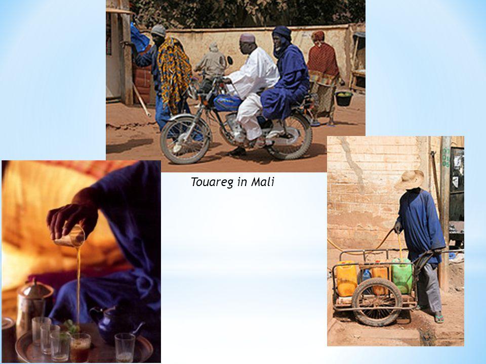 Touareg in Mali