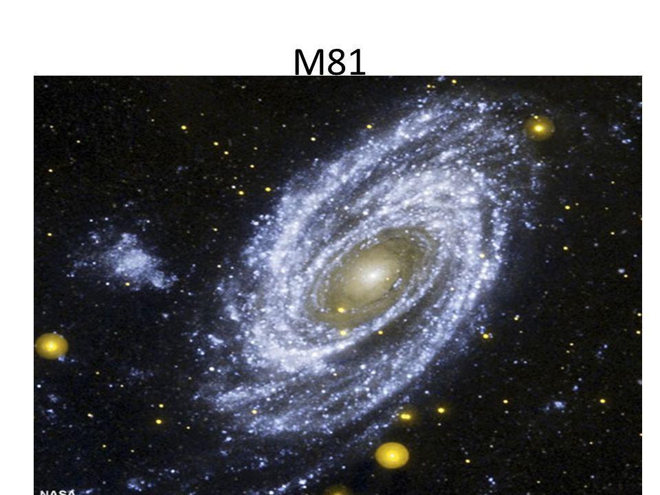 Twee melkwegstelsels die met elkaar zullen botsen