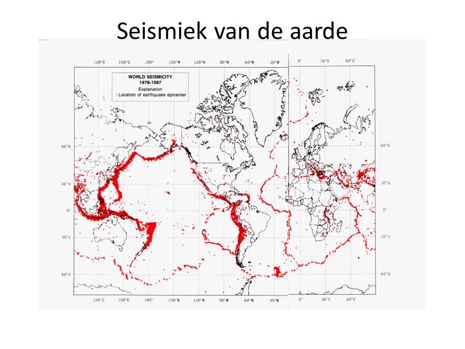 Seismiek van de aarde