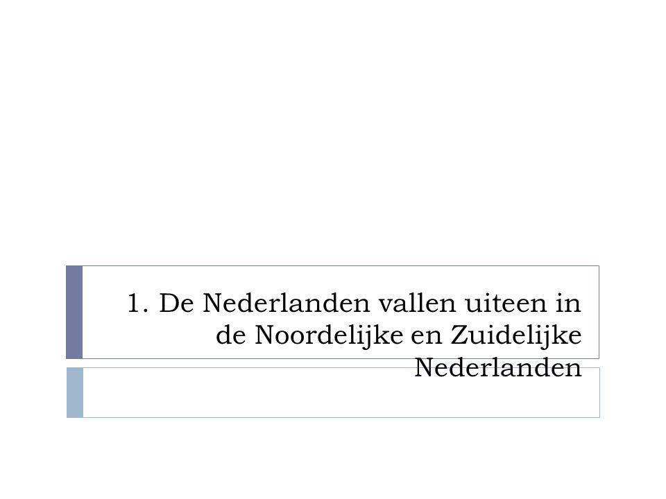  1585: Val van Antwerpen → Afsluiten van Schelde → Vlucht naar het Noorden → Kapitaal en kennis mee