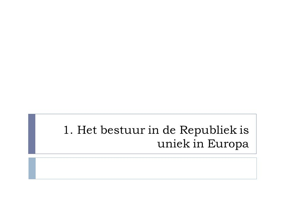 Politiek conflict  Johan van Oldenbarnevelt en Holland: VOOR - Goed voor handel - Minder defensie-uitgaven