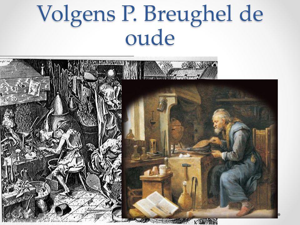 Volgens P. Breughel de oude
