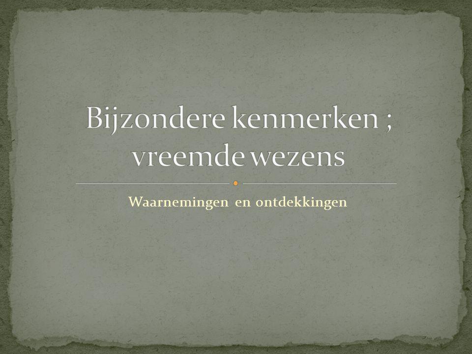 De BSE gevallen in Nederland per 8-2-2001.