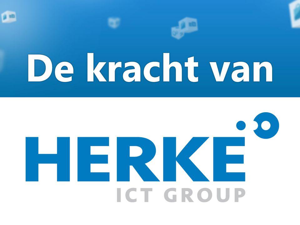 De kracht van Herke ICT Group Herke is gespecialiseerd in automatisering en optimalisatie van bedrijfsprocessen in de bouw.