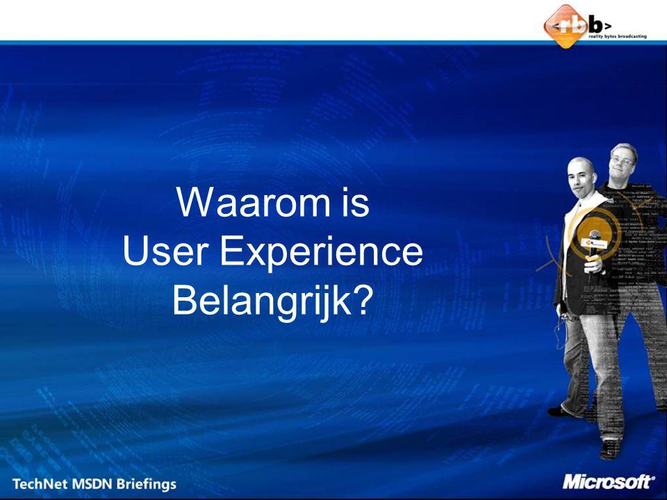 Waarom is User Experience Belangrijk?