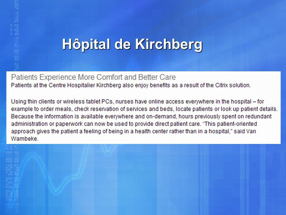 Hôpital de Kirchberg