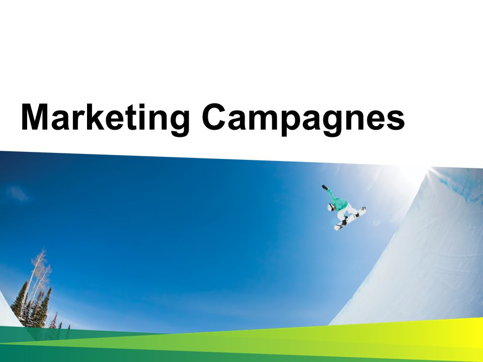 Marketing Campagnes