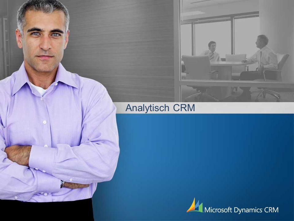 Analytisch CRM