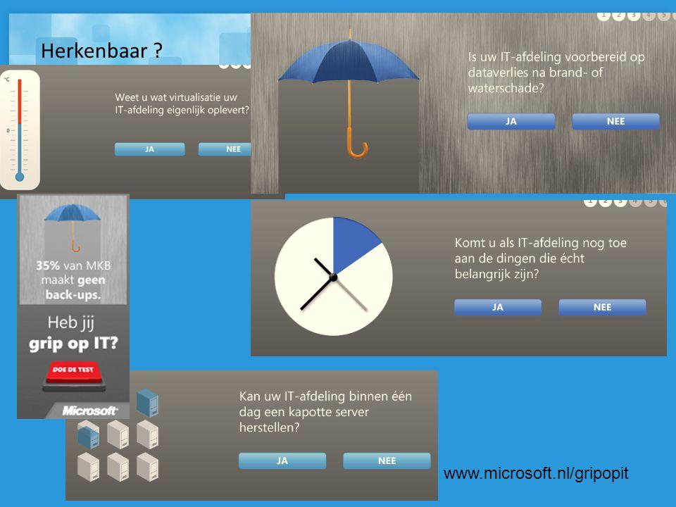 Herkenbaar www.microsoft.nl/gripopit