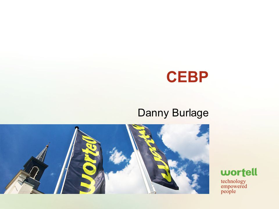 CEBP Danny Burlage