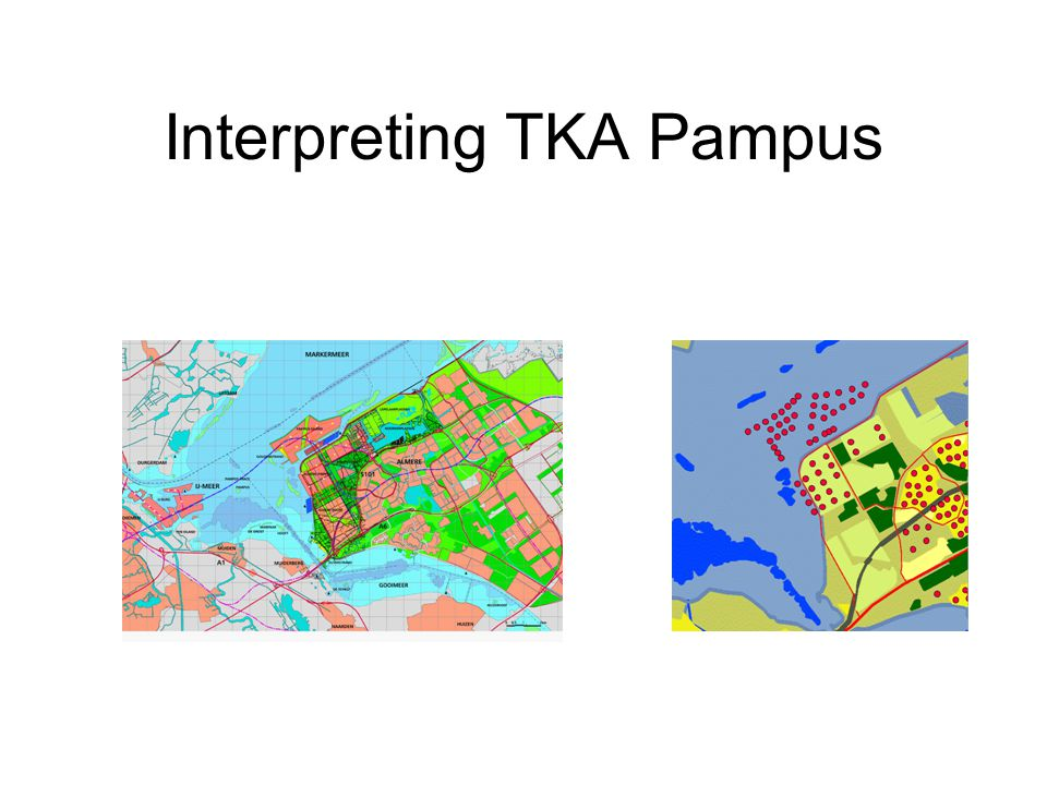 Interpreting TKA Pampus