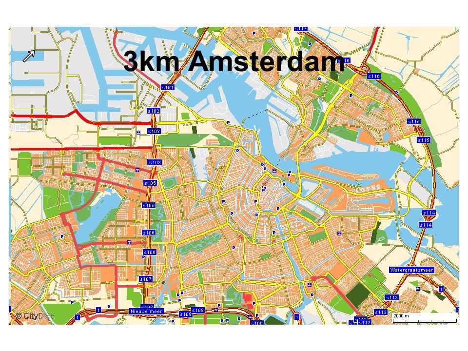 3km Amsterdam