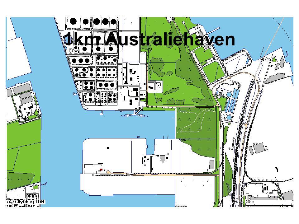 1km Australiehaven