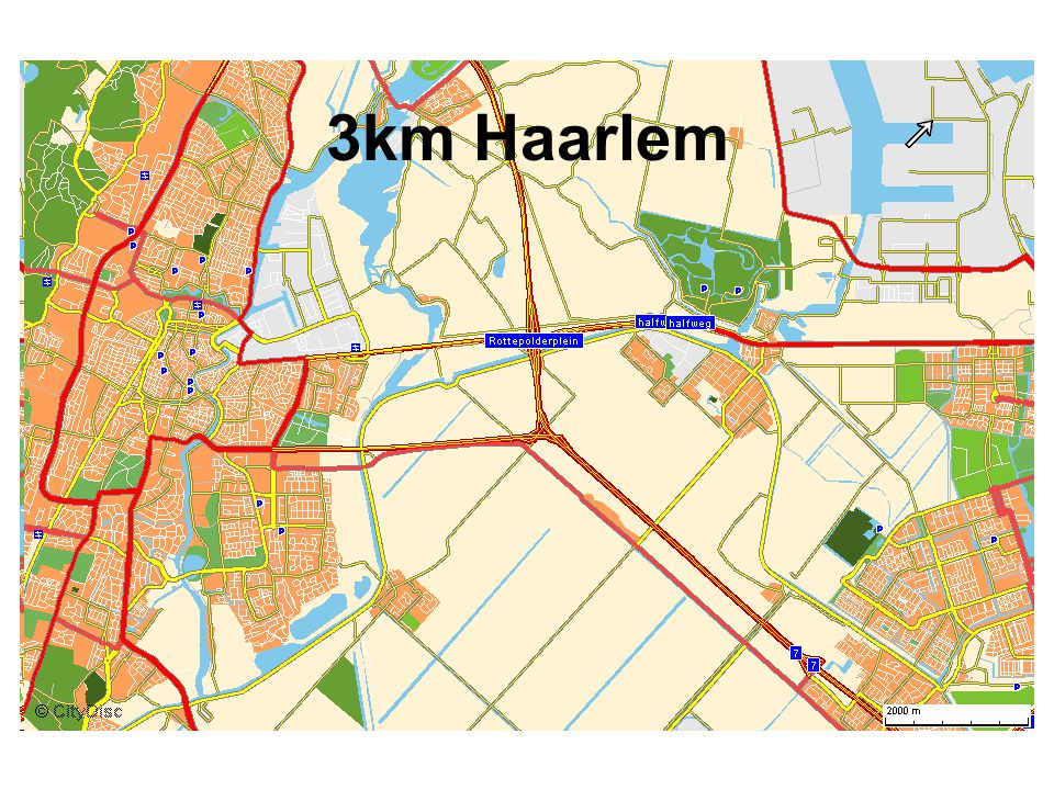 3km Haarlem