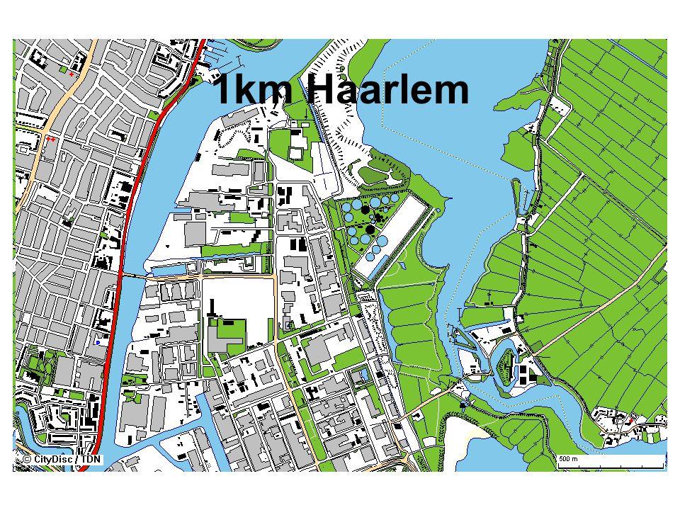 1km Haarlem