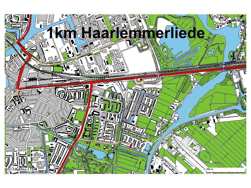 1km Haarlemmerliede