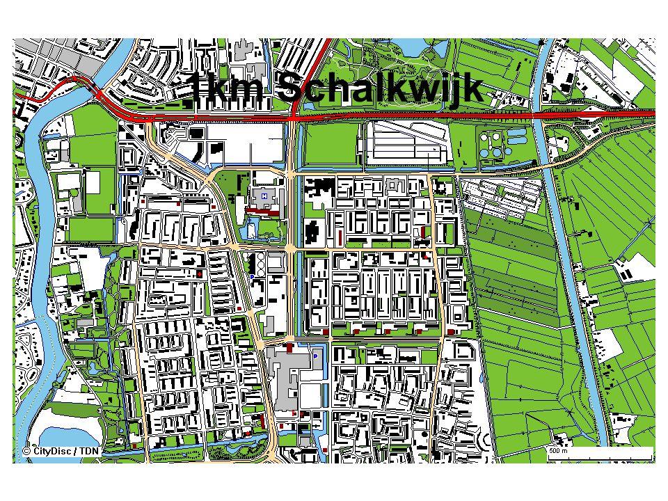 1km Schalkwijk