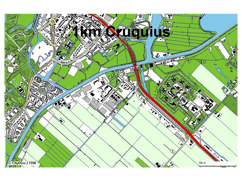 1km Cruquius