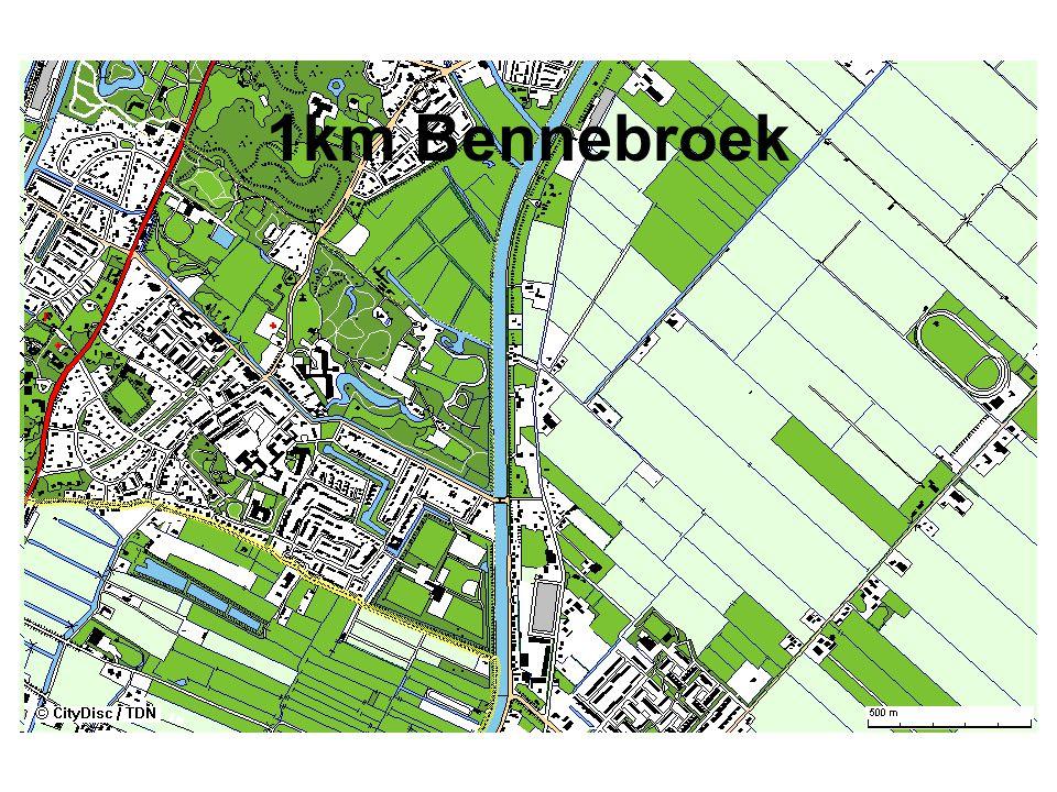 1km Bennebroek