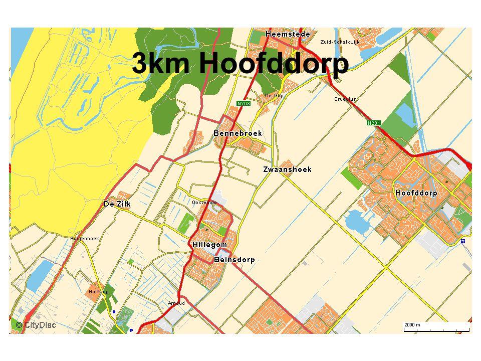 3km Hoofddorp