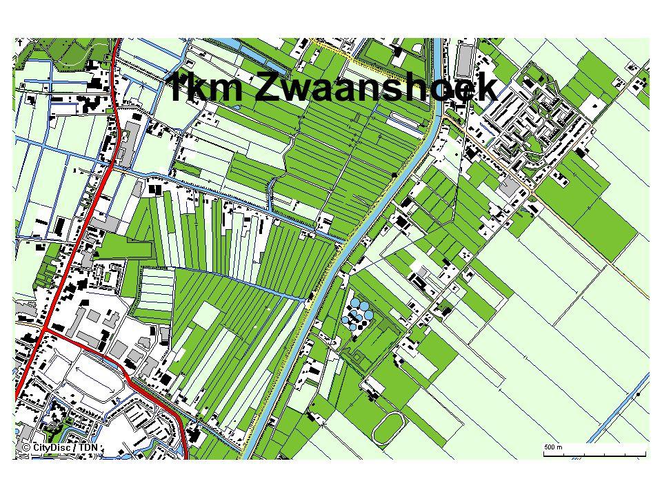1km Zwaanshoek