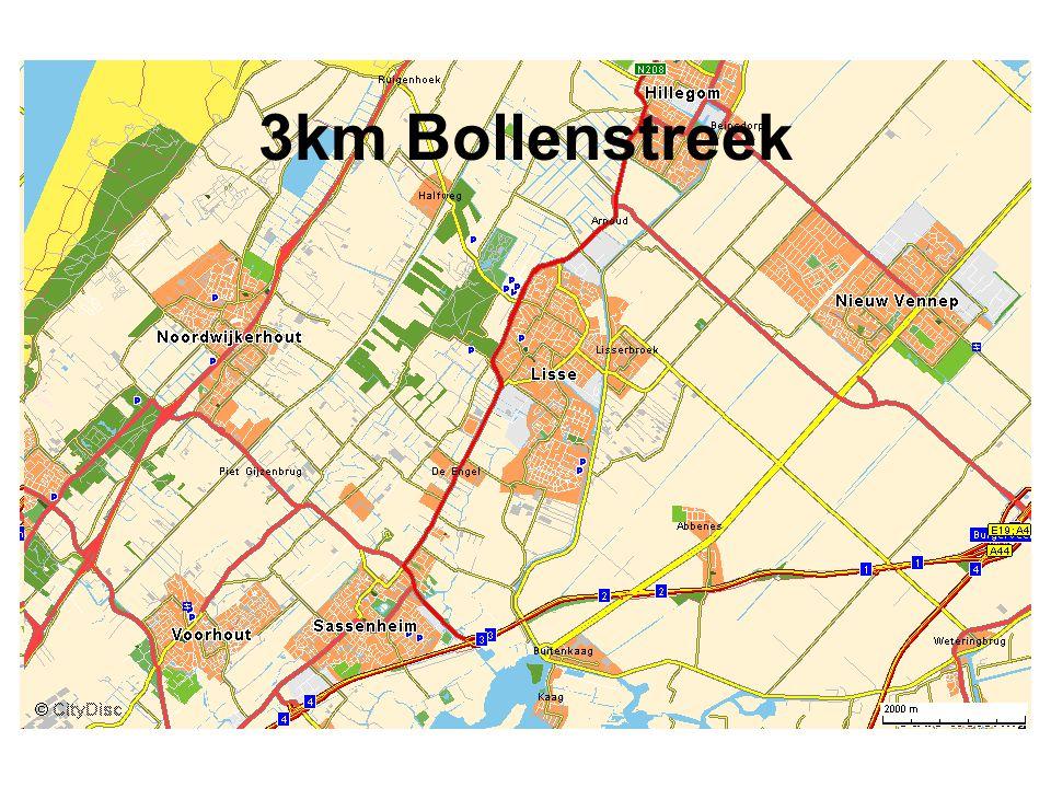 3km Bollenstreek