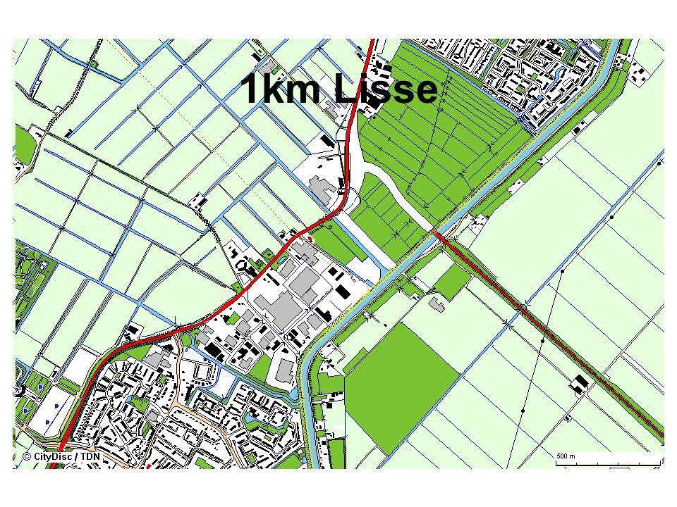 1km Lisse
