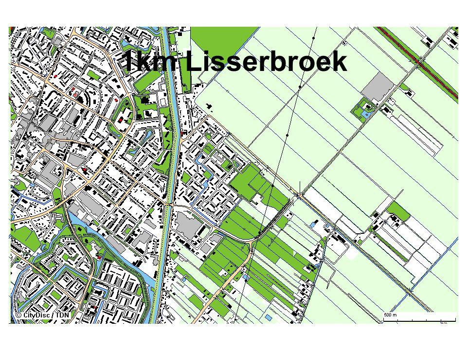 1km Lisserbroek