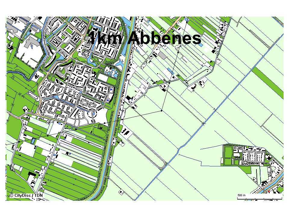 1km Abbenes