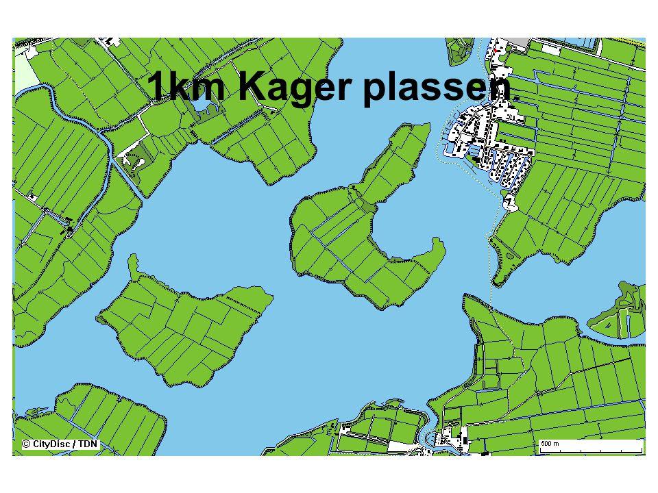 1km Kager plassen