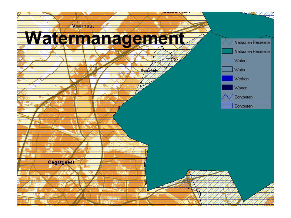 Watermanagement