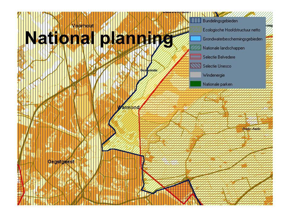 National planning