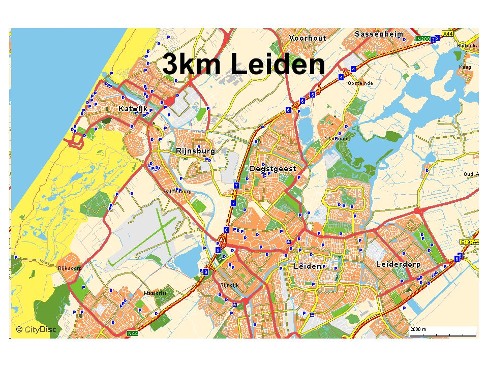 3km Leiden